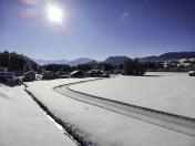 Ruhe und Erholung am Auwaldsee